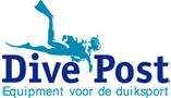 Dive-Post-logo-wit