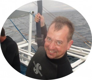 Pasfoto Arjan Blaauw