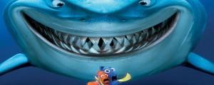 Nemo Dory en haai