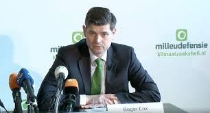 Rogier Cox klimaatzaakshell