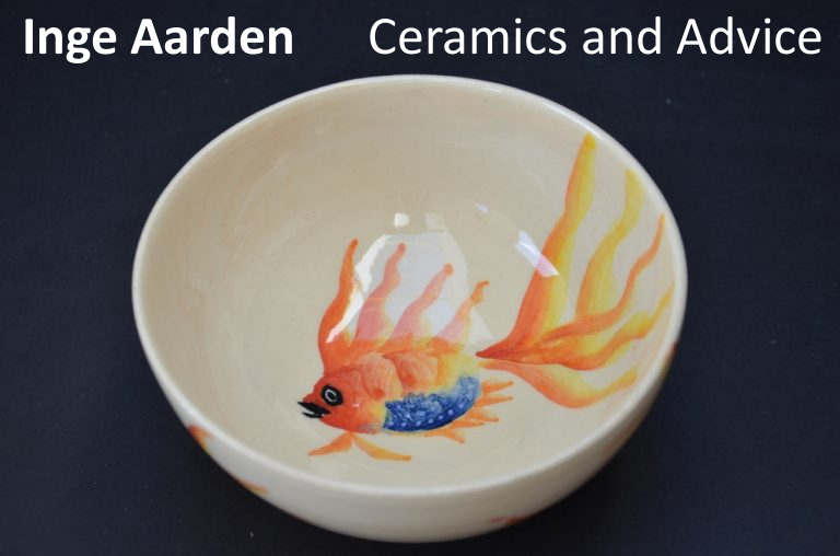 Inge Aarden Ceramics and Advice